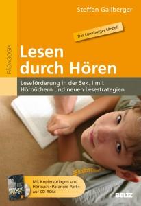 """Abbildung des Buches """"Lesen durch Hören""""; BELTZ Verlag"""